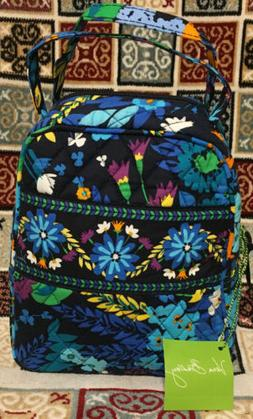 Vera Bradley Lunch Bunch Midnight Blues Lunch Bag. New With