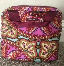 Vera Bradley Lunch Cooler Bags,RESORT MEDALLIONS MAROON PINK