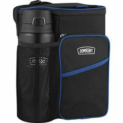 THERMOS Lunch Cooler and STAINLESS KING Direct Drink Bottle