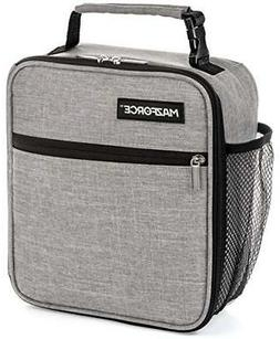 MAZFORCE Original Lunch Box Insulated Lunch Bag - Tough & Sp
