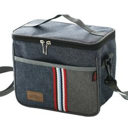 Lunch Insulated Bags Travel Food Box Waterproof Thermal Cool