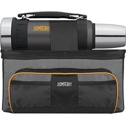 THERMOS LUNCH LUGGER Cooler and Beverage Bottle Combination