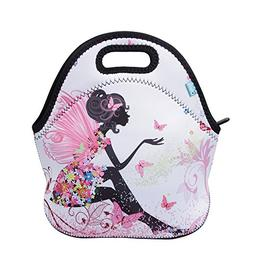 Lunch Boxes, OFEILY Lunch Tote Lunch bags with Neoprene Angl