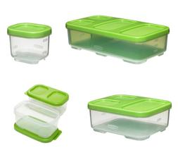 lunchblox kids food containers 12 sizes
