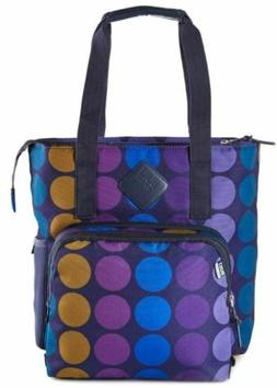 BUILT NY Lunchpack Collection Verdi Tote Bag with Removable