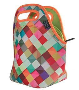Neoprene Lunch Bag by ART OF LUNCH - Large  Gourmet Lunch To