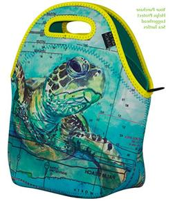 ART OF LUNCH Reusable Insulated Neoprene Lunch Bag for Women