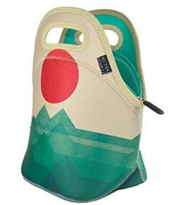 Neoprene Lunch Bag by ART OF LUNCH with Design by Budi Satri