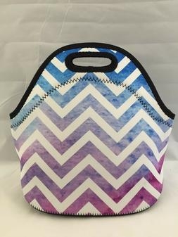 Neoprene Insulated Lunch Bag Waterproof Lunch Tote Christmas