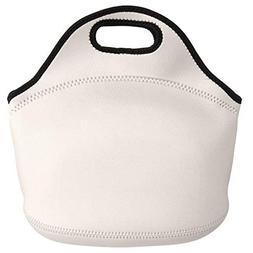 Healthy Packers Neoprene Lunch Bag - Premium Lightweight Ins