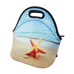 Neoprene Lunch Tote, OFEILY Insulated Lunch Bag with animal