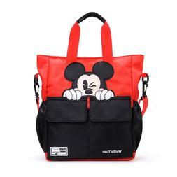New Cartoon Fashion trend handbags casual student <font><b>b