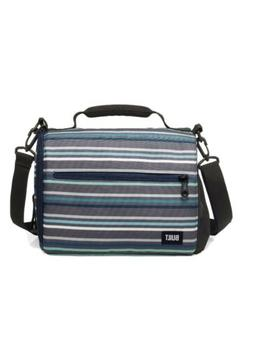 New Built Insulated Cargo Lunch Bag Blue Grey BPA Free with