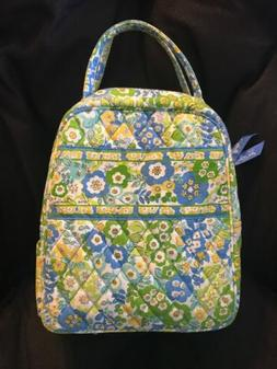 NEW Vera Bradley Lets Do Lunch Bag English Meadows Retired P