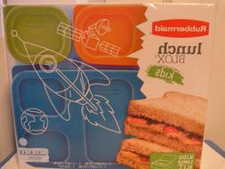 New Rubbermaid Lunch Blox Kids with Blue Ice Perfect for fla