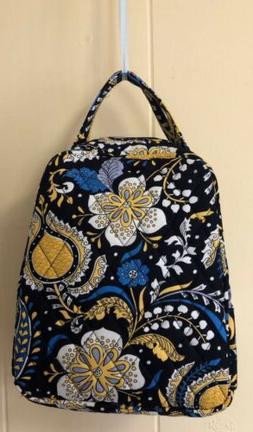 NEW Vera Bradley Lunch Bunch Bag Retired Ellie Blue On Sale