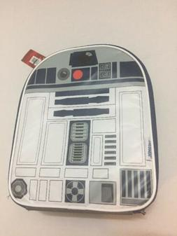 New !!! STAR WARS INSULATED LUNCH BAG