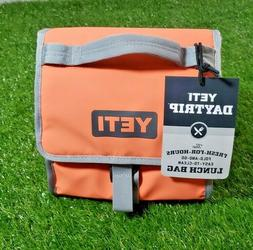 **NEW**  YETI Daytrip Lunch Bag Charcoal CORAL Color