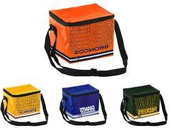NFL Football Team Logo 6 Pack Impact Cooler Lunch Bag - Pick
