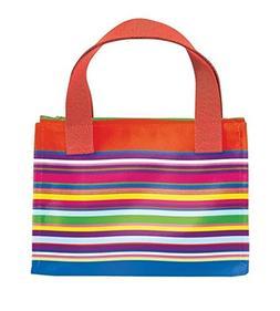 Joann Marrie Designs NLB1ORS Lunch Bag - Orange Stripe, Pack