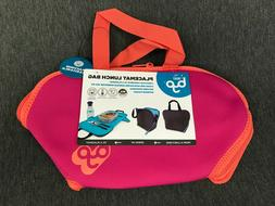 NWT! BYO Built Bring Your Own Placemat Insulated Lunch Bag T