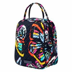 NWT 💙 Vera Bradley Iconic Lunch Bunch Bag In Butterfly Fl