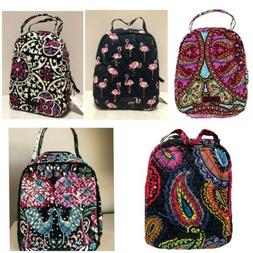 NWT Vera Bradley  LUNCH BUNCH  insulated LUNCH BAG SACK RARE