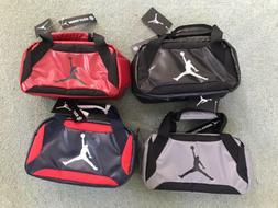 NWT Nike Jordan Insulated Soft Mini Duffel or Lunch Bag Tote