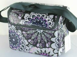 NWT Vera Bradley Stay Cooler Lunch Box in Mimosa Medallion