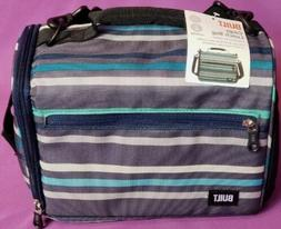 BUILT NY 600D Insulated Cargo Lunch Bag w Shoulder Strap - B