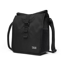 Built NY Crosstown Insulated Lunch Bag, Black by NY