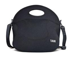Built NY Gourmet Getaway Lunch Tote - Neoprene - Black