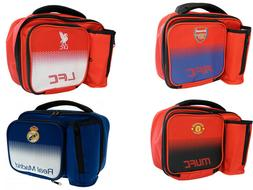 Official Football Club Fade Design Lunch Bags FREEP+P