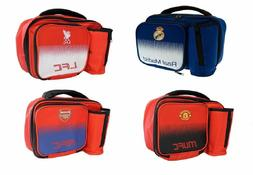 Official Football Club Fade Design Lunch Bags  - School Gift