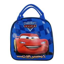 Officially Licensed Disney Pixar Cars Zipper Lunch Box With