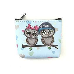Creazy Owl Printing Handbag, Women's Fashion Simple Retro Sh