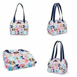 Packit Freezable Hampton Lunch Bag, Festive Gem