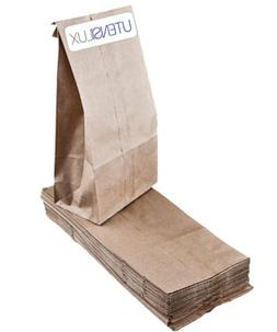 Brown Paper Lunch Bags - 50 Count