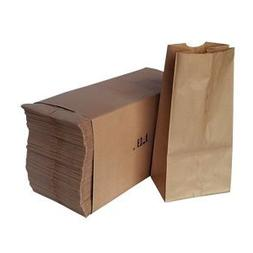 Paper Lunch Bags, Paper Grocery Bags, Durable Kraft Paper Ba
