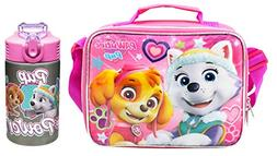 Paw Patrol Skye & Everest Insulated Lunch Tote with Stainles