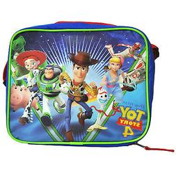 Disney Pixar Toy Story 4 Buddies Kids Insulated Lunch Bag wi