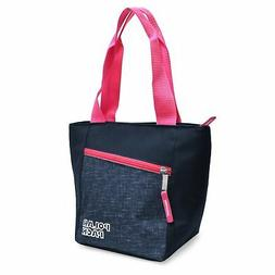 POLAR PACK Insulated Lunch Bag 9 Can Cooler Tote Bag Front Z