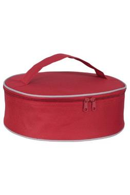 """KAF Home INS 15738 Harold Import Co RED Pie Carrier, 3.5"""" x"""