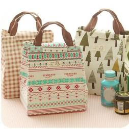 Big Insulated Lunch Bag for Women Men Thermal Cooler Lunch B
