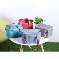 Practical Folding Picnic Lunch Bags Box Travel Ice Pack Food