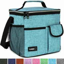 Premium Insulated Lunch Bag For Women, Men, Kids Box With Sh