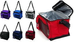 Premium Insulated Medium Lunch Bag With Shoulder Strap Lunch