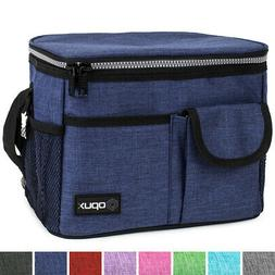 premium insulated medium lunch bag with shoulder