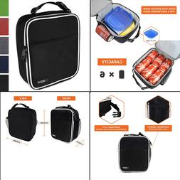Premium Thermal Insulated Mini Lunch Bag by OPUX   For Boys