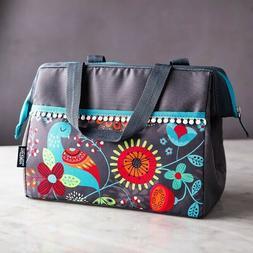 Thermos Raya Duffle Picnic Insulated Lunch Bag Tote Boho Pri